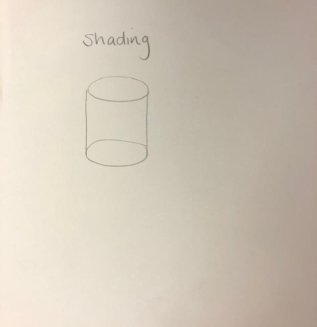 Exercise in shading 1