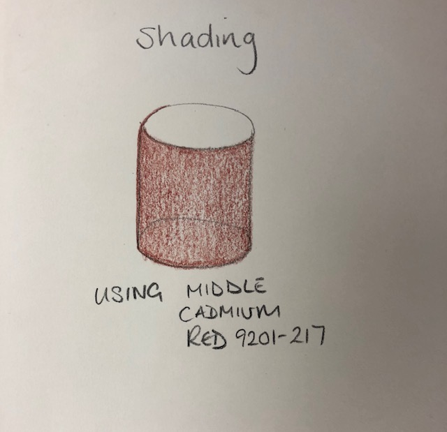 Exercise in shading 2