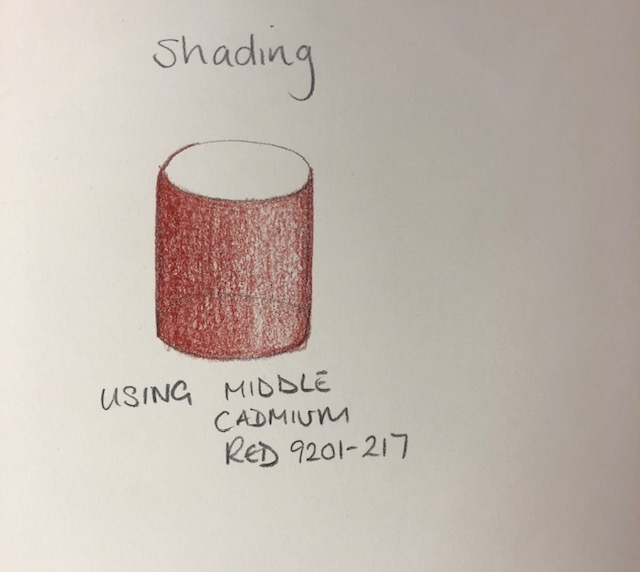 Exercise in shading 3