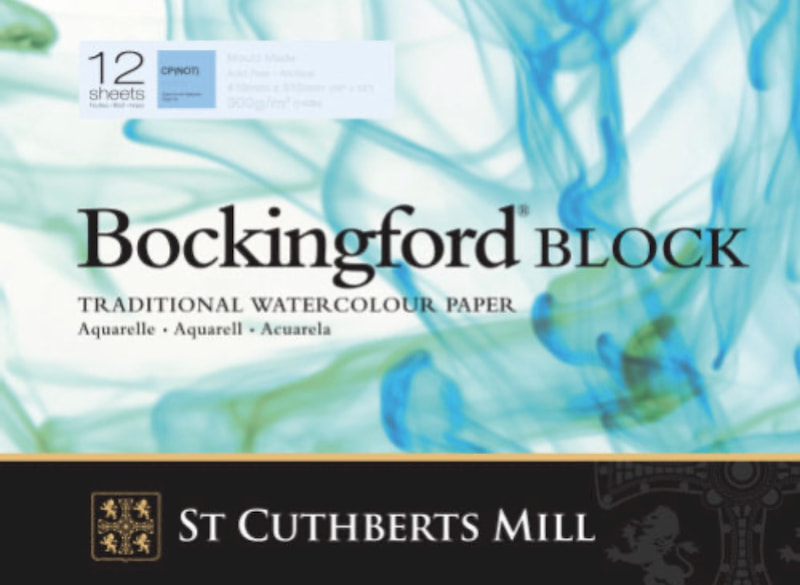 bockingford block